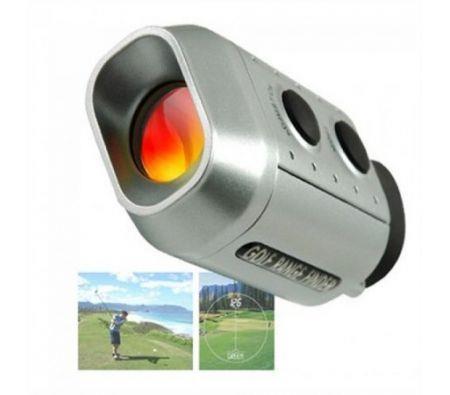 Image of Digital 7x Pocket Golf Range Finder Golf Scope Golfscope Yards Measure Distance