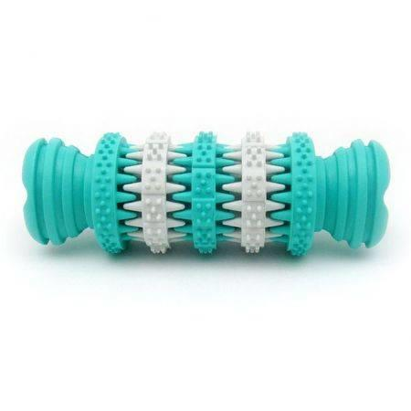 Image of Puppy Natural Rubber Tooth Cleaner Chew Toy