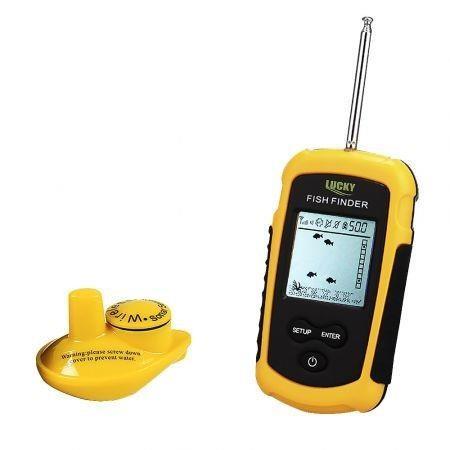 Image of FFW1108 - 1 Wireless Fish Finder Sonar Sensor Detector