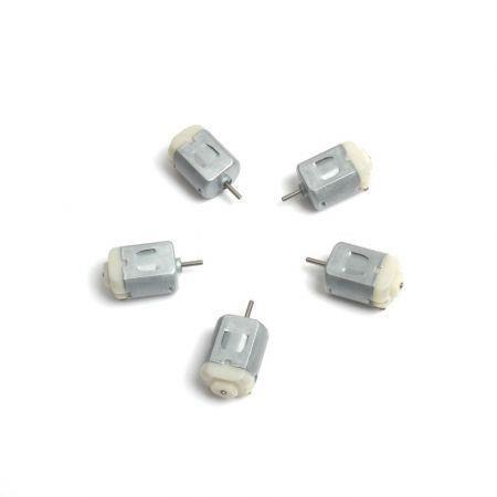 Image of DC Motor Mini Electric DIY 5pcs
