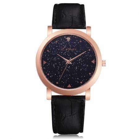 Image of Lvpai P380 Women Starry Romantic PU Quartz Watch