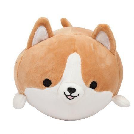 Image of Dog Plush Toy Stuffed Cute Soft Cartoon Animal Pillow for Kids