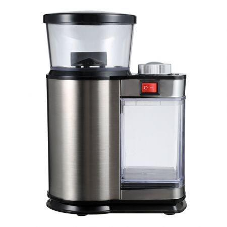 Image of Gustino Stainless Steel Electric Coffee Grinder Bean Grinding Machine