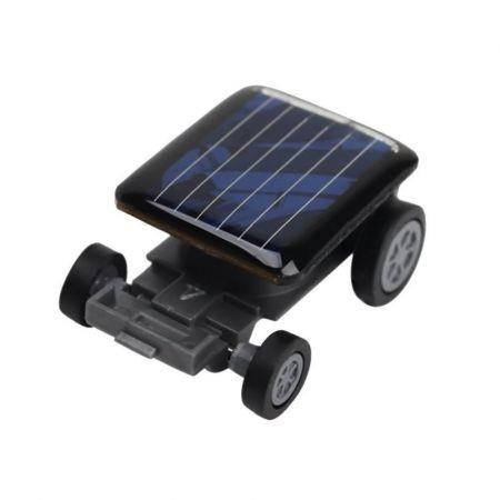 Image of High Quality Mini Solar Power Toy Car Racer Educational Gadget