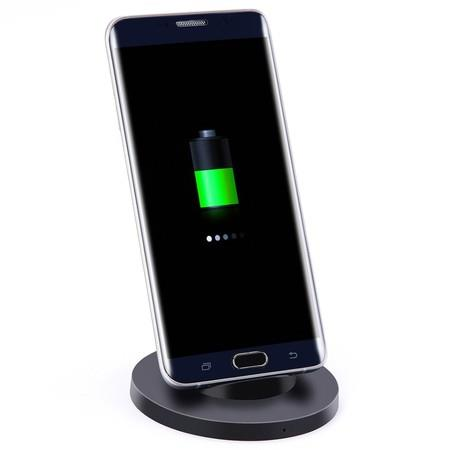 Image of Itian A2 Simple Sloped Wireless Charging Transmitter with Big Charging Contact Surface