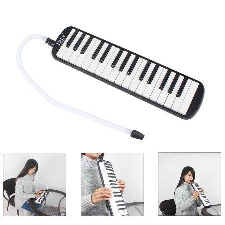 Image of IRIN Portable 32 Key Melodica Student Harmonica with Bag