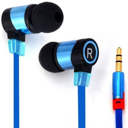 SMZ658 Professional 1.1M In-ear Headset Perfect HiFi Sound Earphone Flat Wire Good Sound Insulation