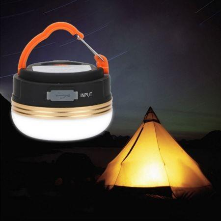 Image of BRELONG Camping Lights Emergency USB Charge Mobile Power