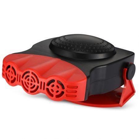 Image of YA8053 150W 12V Car Portable Fan Heater Windscreen Window Demister Defroster