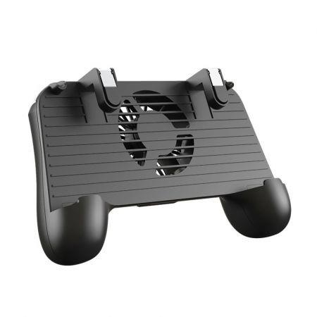 Image of Mobile Phone Fire Button Shooting Game Controller Gamepad Joystick