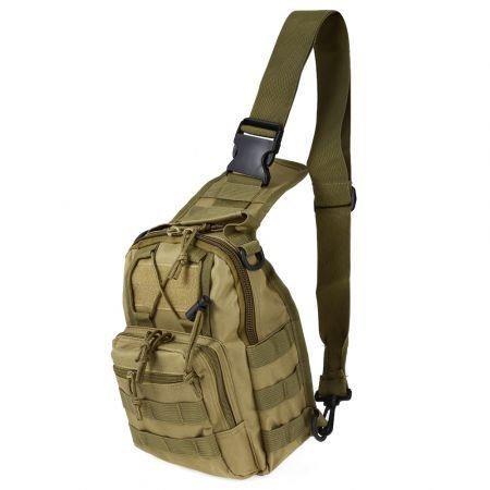 Image of Messenger Bag Camping Travel Hiking Trekking Backpack