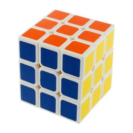 Image of Speed Cube 3 x 3 Smooth Magic Cube Puzzles Toys