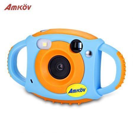 Image of Amkov CD - FP 1.77 inch WiFi 5MP Mini Kids Digital Camera for Children Boy Girl