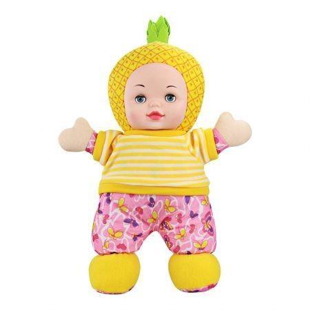 Image of T1657A Children Stuffed Cartoon Pineapple Doll Birthday Gift