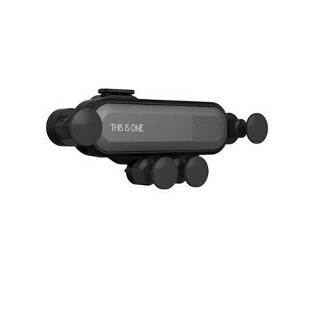 Image of Minismile 360-Degree Rotation Gravity Car Air Outlet Phone Holder for iPhone
