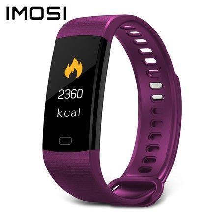 Imosi Y5 Smart Bracelet�Color Screen Heart Rate Fitness Tracker Watch