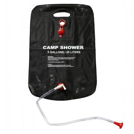 Image of 20L Foldable Solar Energy Heated Shower Bag