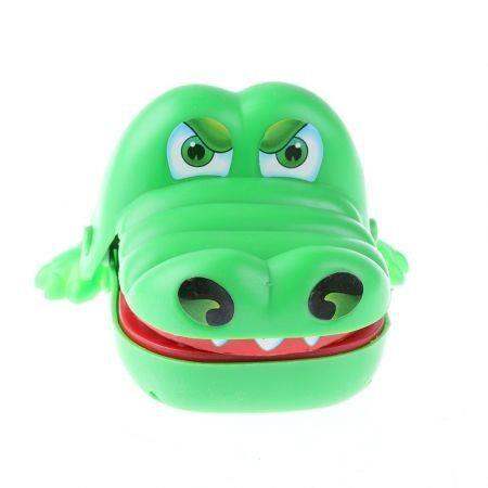 Image of Crocodile Biting Finger Game Funny Toys Gift for Kids
