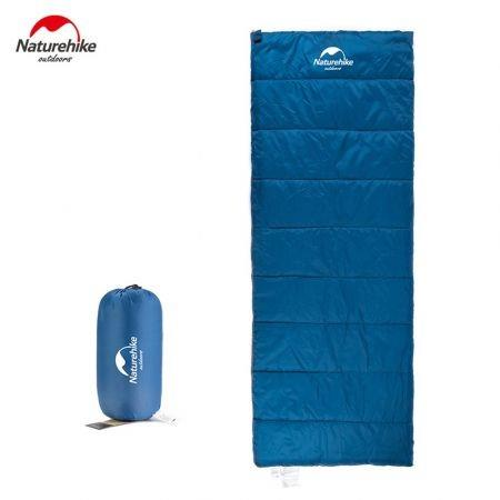 Image of Outdoor Camping Ultralight Sleeping Bag Envelope Type for Adult Travel Hiking for 3 Seasons