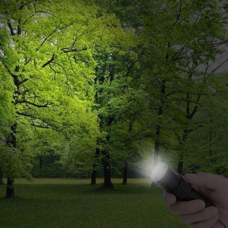 Image of 2PCS TG - C8 XR - Q5 Ultra Bright LED Mini Flashlights
