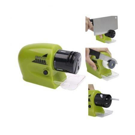 Image of Pro Electric Knife Sharpener kitchen Knives Blades Drivers Swifty Sharp Tools