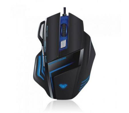 Image of Wired USB Professional Gaming Mouse 2000DPI Programmable Buttons