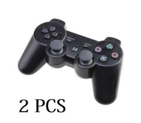 Image of 2PCS 2.4Ghz RF Wireless Game Pad Game Controller for PS2