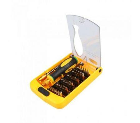 Image of 38 in 1 Versatile Precision Electronic Hardware Repair Tools Kit for iPhone Mobile Phone Laptop BEST-888A