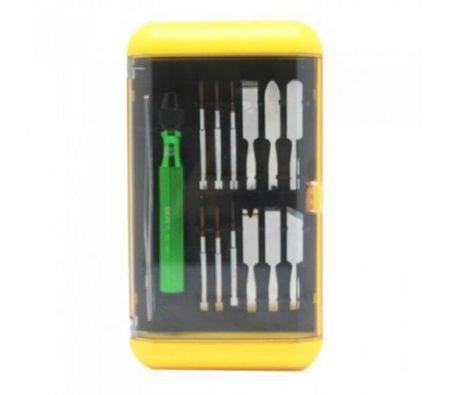 Image of 14 in 1 Precision Screwdriver Disassemble Repair Tools Kit for iPhone Mobile Phone Laptop BEST-302