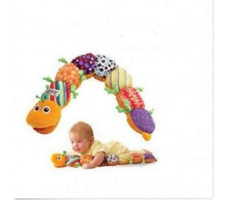 Image of Classical Style Musical Inchworm Developmental Baby Toys