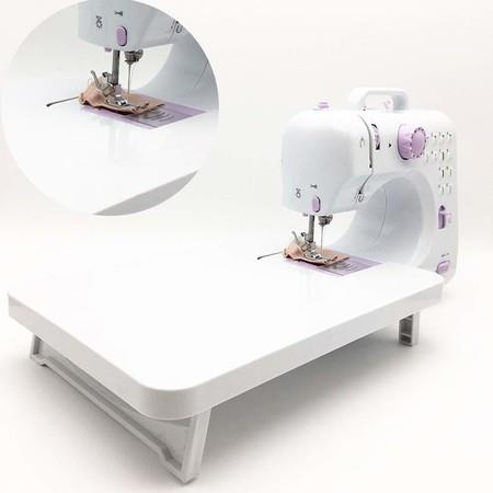 Image of Expansion Board extension table with Folding Legs for 505A Sewing Machine and MODEL NO.705
