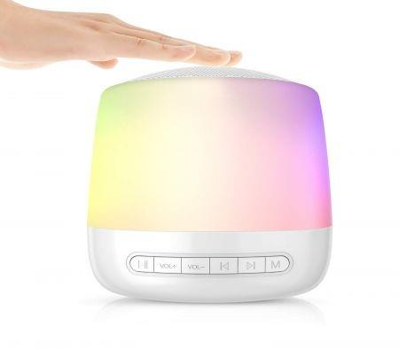 Image of Baby Sleep Sound Machine, White Sleep Noise Machine with 28 Loop Sounds None / Cradle and 13 Night Light Modes for Kids / Adults / Home / Nursery