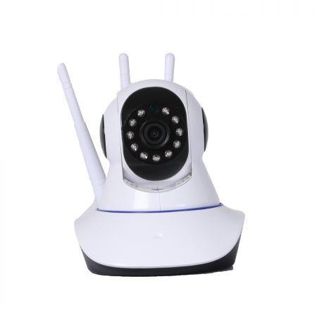 Image of Security Camera System Wireless CCTV 1080P HD Indoor Home Baby Pet Wifi Monitor