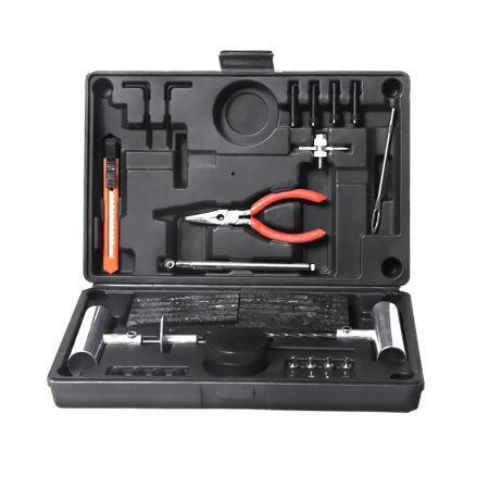 Image of 67PCS Tyre Repair Kit Punction Recovery Emergency Tool 4WD offroad Plugs Tubeless
