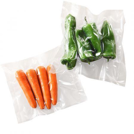Image of 500x Commercial Grade Vacuum Sealer Food Sealing Storage Bags Saver 20x30cm