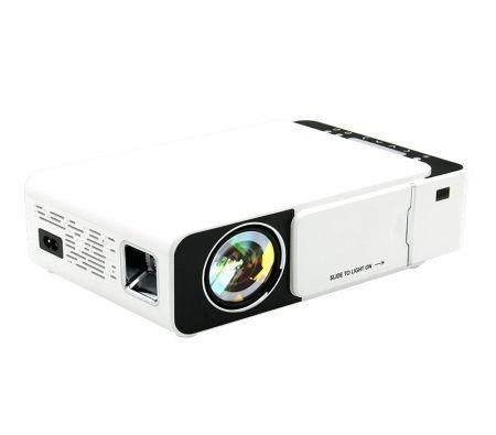 Image of LED projector 2021 UPGRADED 800*600p Resolution 1080 HD with Youtube APK