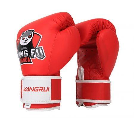 Image of PU leather Kids Boxing Gloves for Boys and Girls,for Punching Bag, Kickboxing, Muay Thai, MMA,SIZE 10-13cm 6oz