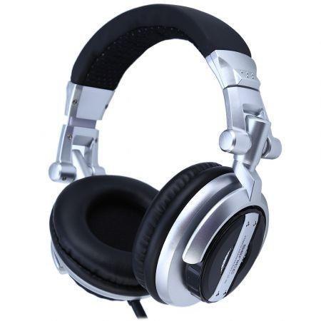 Somic ST-80 Professional Monitor Music Headset HiFi Subwoofer Enhanced Super Bass Noise-Isolating DJ Headphone