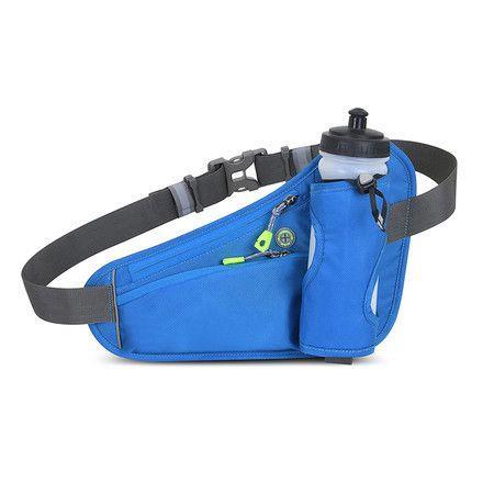 Outdoor Stove,Sports Hydration Belt Bag Running Belt Waist Pack Bum Bag with Water Bottle Holder for Men Women Running Cycling Hiking Walking