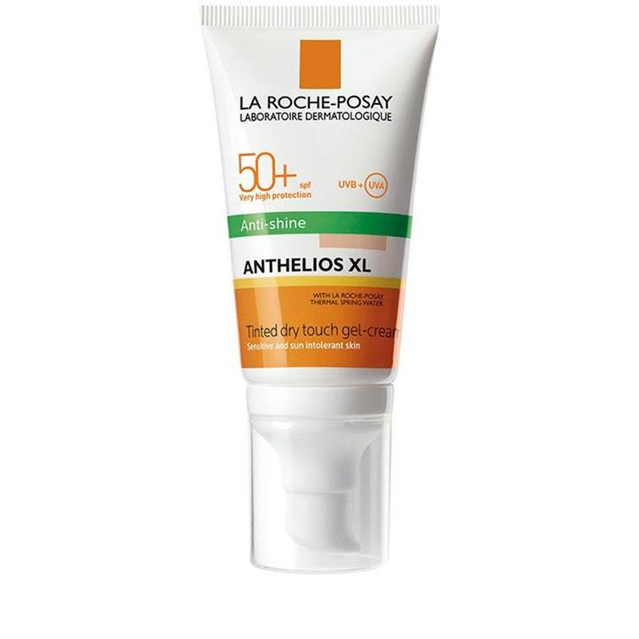La Roche-Posay Anthelios Dry Touch Tinted SPF 50+ 50ml