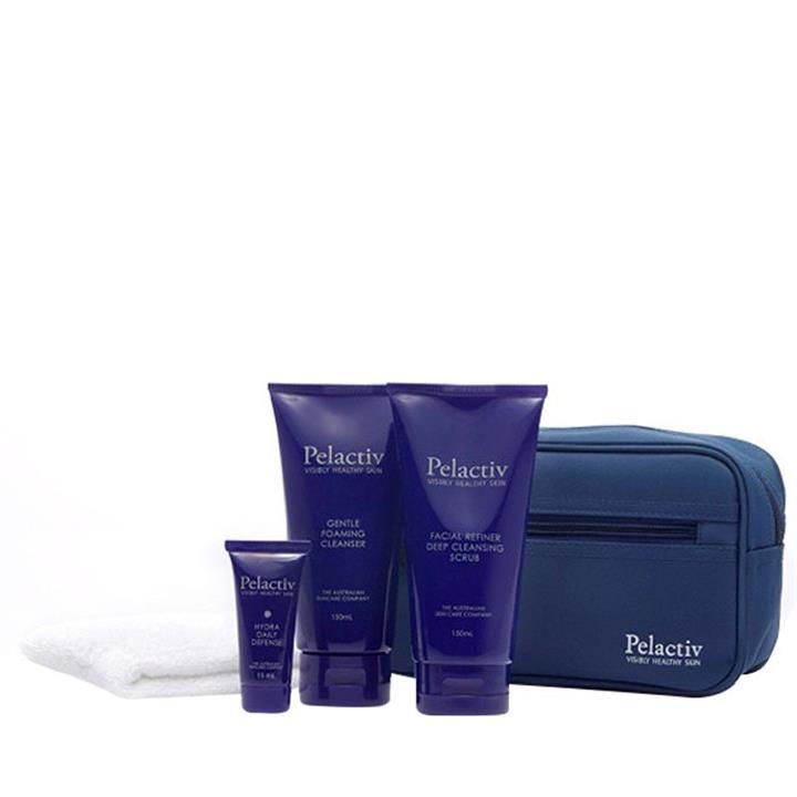 Pelactiv Essential Skincare Pack for Men