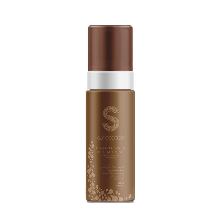 Sunescape Instant Wash Off Mousse - Just For The Night 150ml