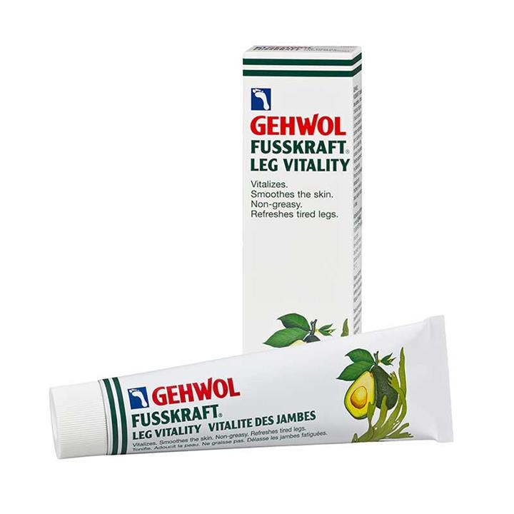 Gehwol Fussfkraft Leg Vitality Cream 125ml