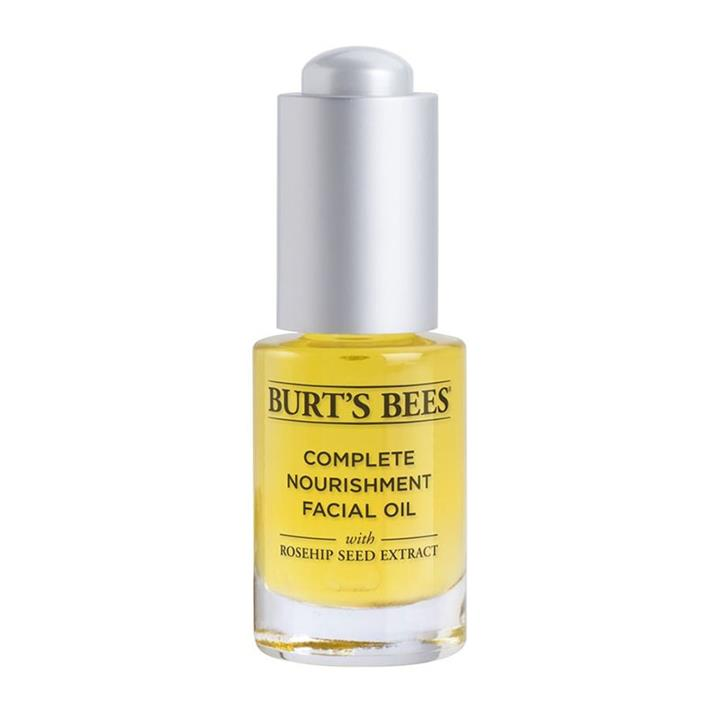 Burts Bees Complete Nourishment Facial Oil 15ml