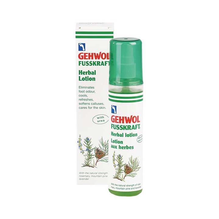 Gehwol Herbal Lotion softening, cooling