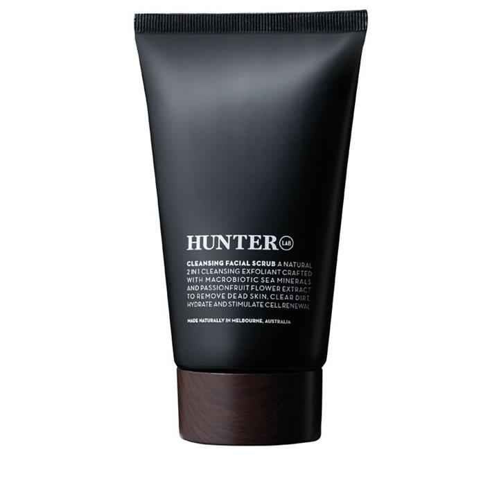 Hunter Lab Cleansing Facial Scrub 150ml