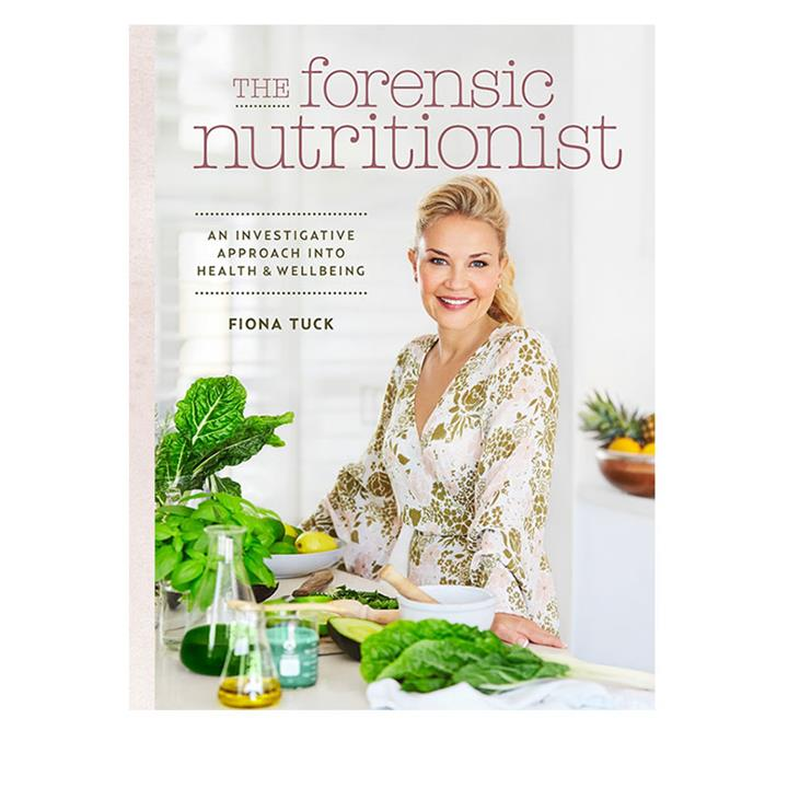 Vita Sol The Forensic Nutritionist Book