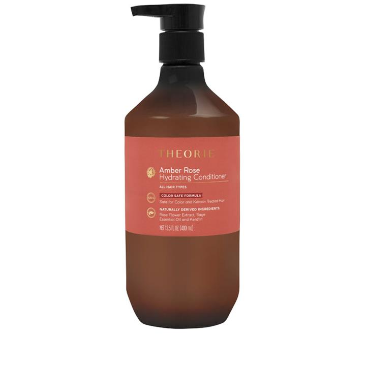Theorie Amber Rose Hydrating Conditioner - 400ml