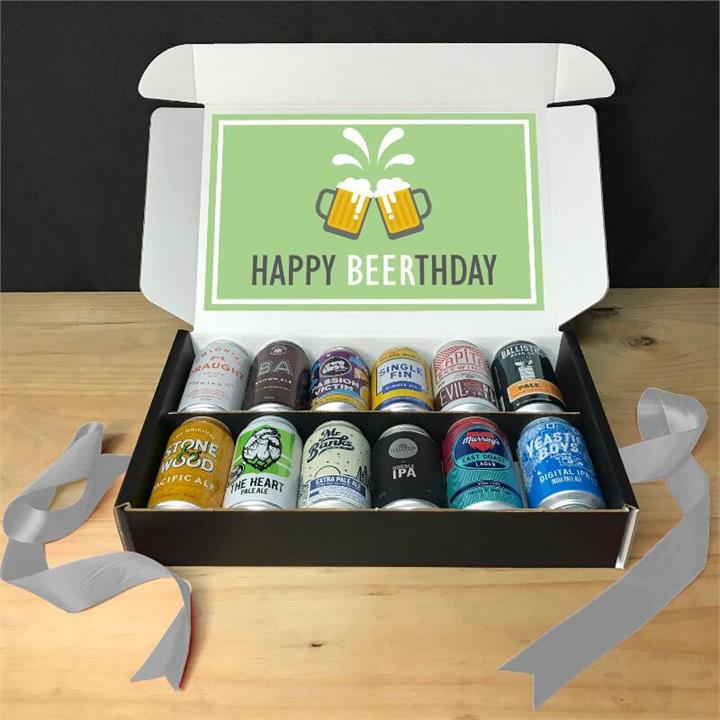 BEER-thday Dozen Brews