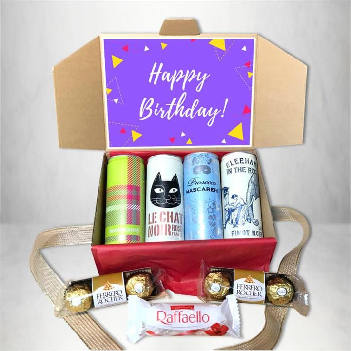 Image of Birthday Wine Box